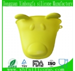 silicone dog head hand file