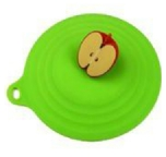 fruit silicone cup cover