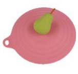 Pear silicone cup cover