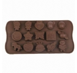various silicone chocolate mould