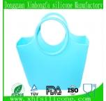 Silicone shopping bag