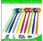 silicone salad mixing spoon