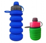 Silicone Foldable Bottle 500ml