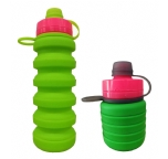 Silicone Foldable Bottle 600ml